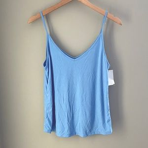 BP from Urban Outfitters blue cami tank